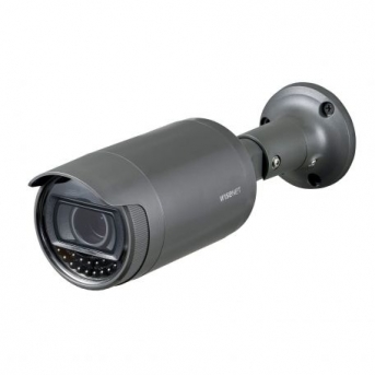 Camera IP thân trụ 2MP Wisenet LNO-6070R